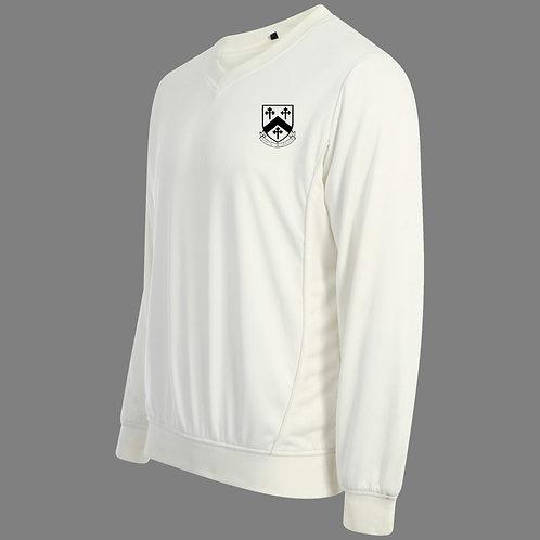 Cricket Sweater L/S (C7) Cream - Worfield