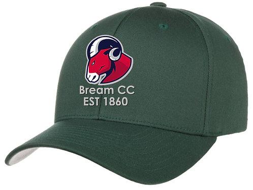 Flexi Fit Cap - Green - Bream CC