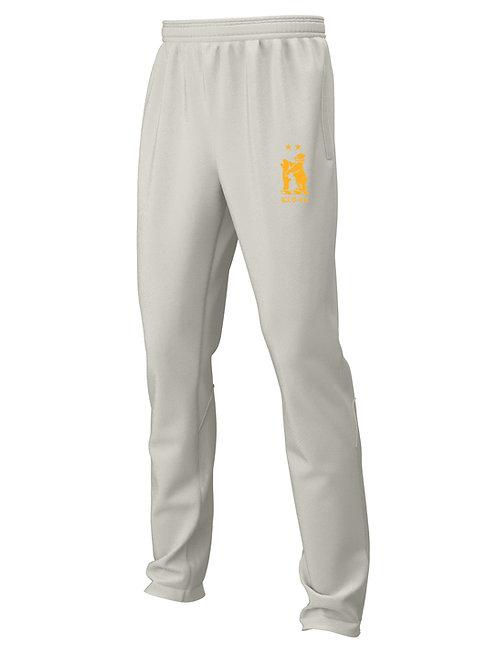 Cricket Trouser (H3) Cream - Knowle & Dorridge