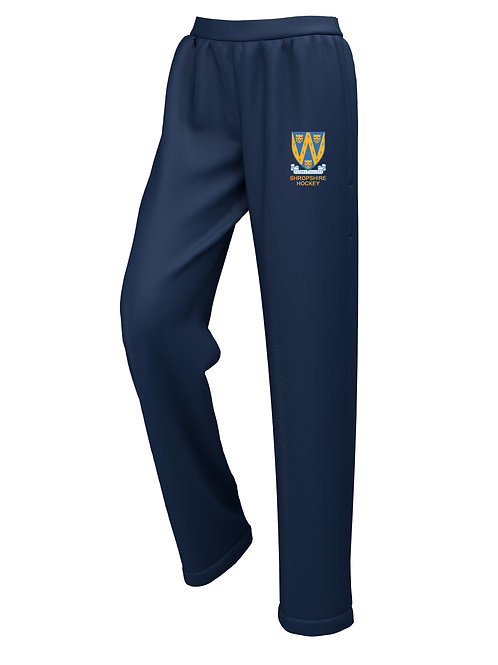 Ladies Track Pant (H704) Navy - Shropshire County Hockey