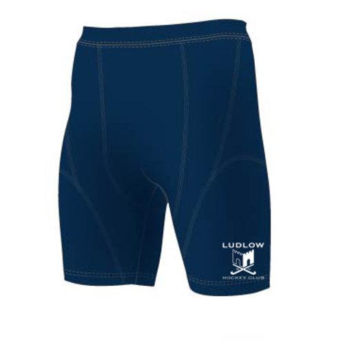 Baselayer Short (H382) Ludlow Hockey Club