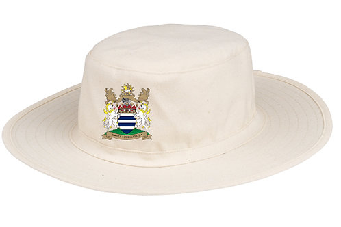 Sun Hat - Cream - Enville CC