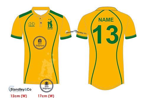 T20 Bespoke Shirt S/S - Knowle & Dorridge