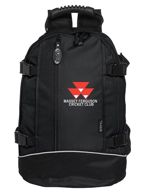 Backpack (040207) Black - Massey Ferguson CC