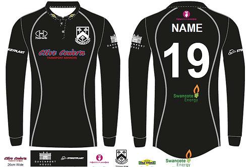 T20 Bespoke Shirt L/S - Worfield CC