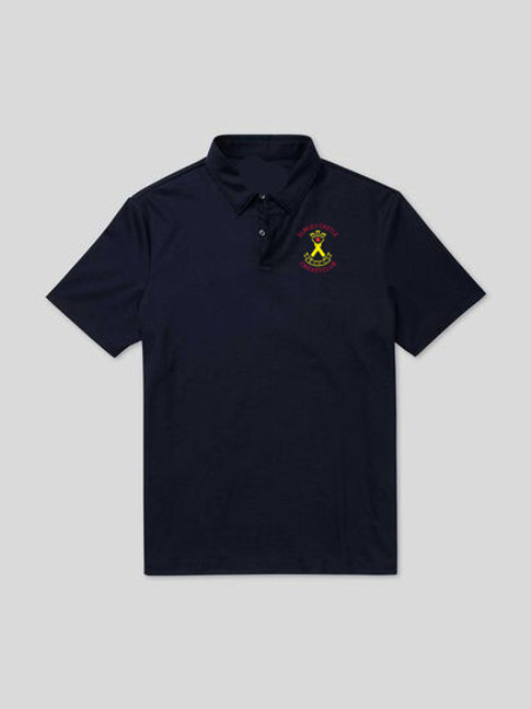 Match Day Polo (HB475) Navy - Elmley Castle