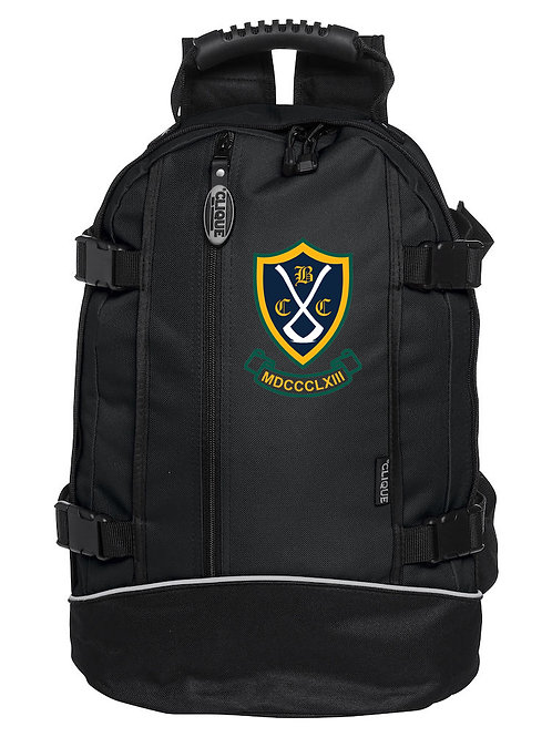 Back Pack (040207) - Black - Belbroughton