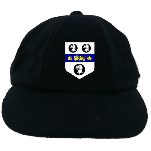 Traditional Cricket Cap - Navy - Old Moseley Arms CC