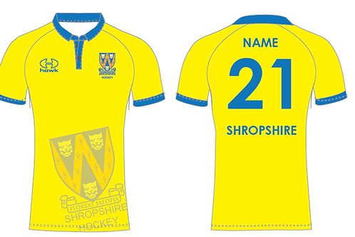 Female Playing Shirt - Shropshire Hockey