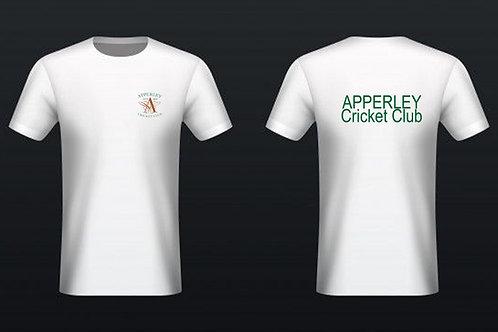 Tec -Tee -(H787)  White - Apperley CC