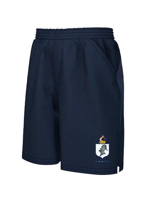 Shorts (H671) Navy,  Lyndworth CC