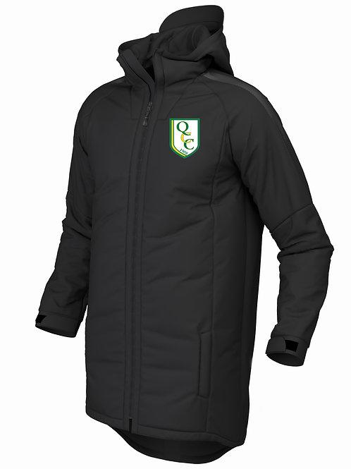 Pro 3/4 Coat (E894) Black - Quatt CC