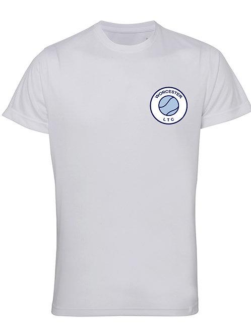 Men's Tech Tee Polyester - (TR010) - Worcester Lawn Tennis Club