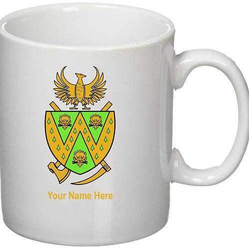 Mug (including Name) - Wem
