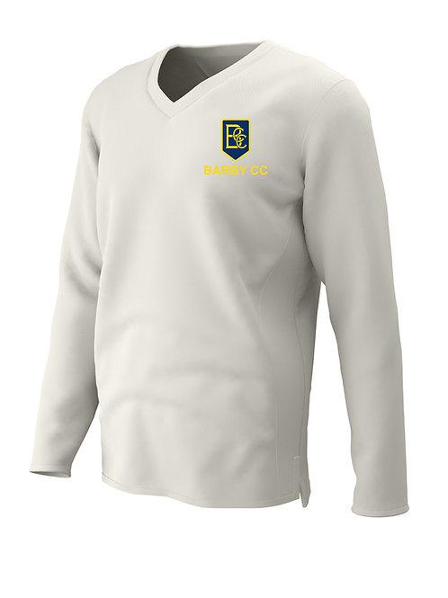 Cricket Sweater L/S (C7) Cream - Barby CC