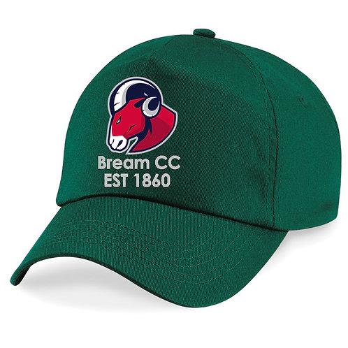 Baeball Style Cap - Green - Bream CC