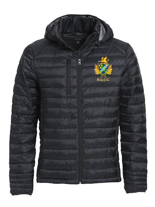 Padded Jacket (020976) Black -BG