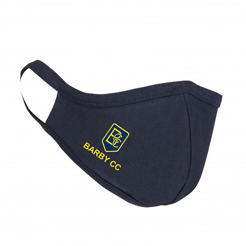 Face Mask - Navy - Barby