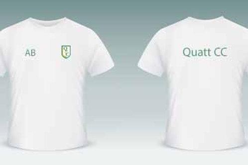 T-Shirt  (JC001)  Quatt