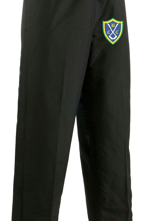 Classic Stadium Pant (H211) Black  Belbroughton