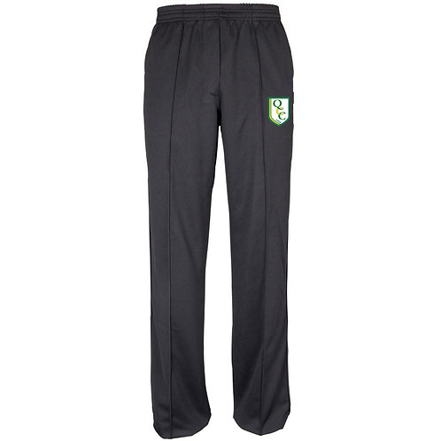 T20 Cricket Trouser (H4) Black - Quatt CC