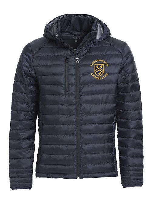 Padded Jacket (Hudson) Navy - Kidderminster