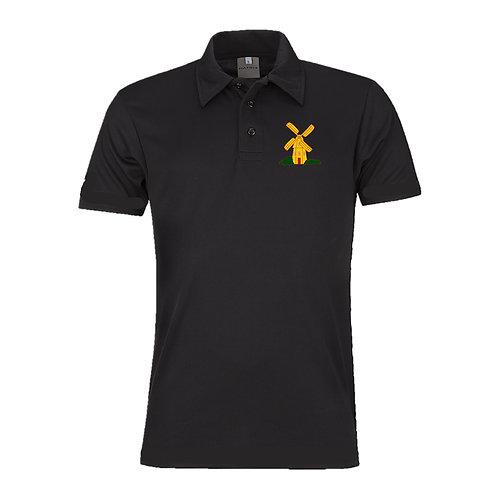 Polo Shirt Black  (SG59)  AVON