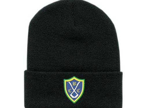 Ski Hat Black  (B45)  Belbroughton