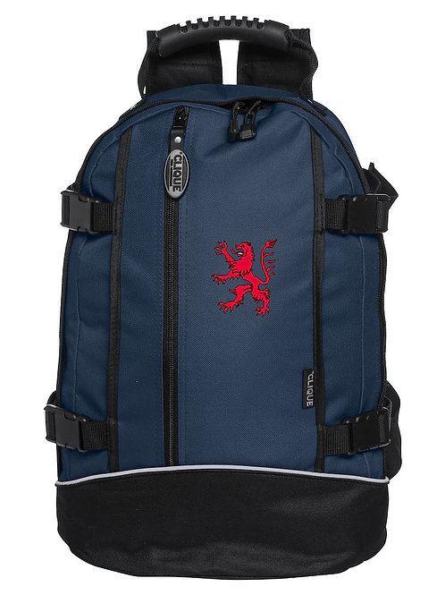 Backpack (040207) Black/Blue - B &ER CC