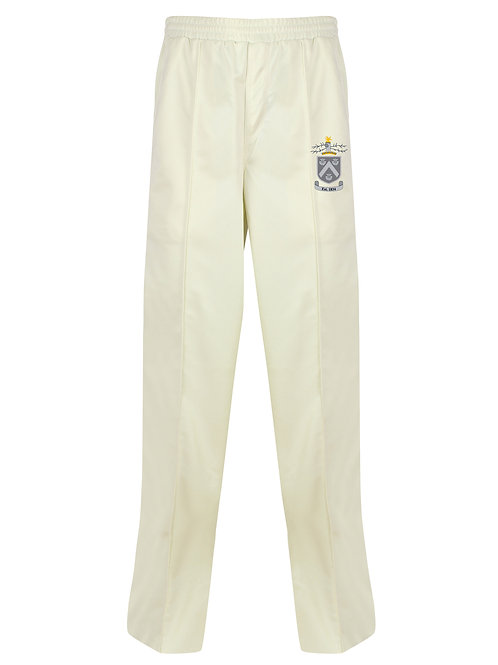 Cricket Trouser Cream H3  Hagley