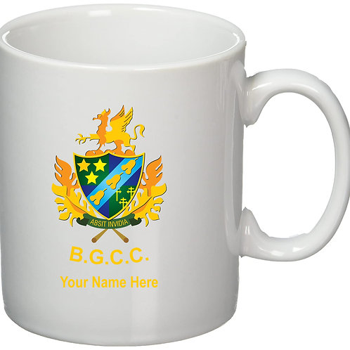 Mug - (Inc name) - Barnt Green