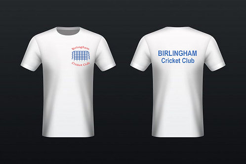 Training Tee White (E787) Birlingham