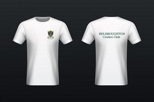 Tec - Tee (H787) - White - Belbroughton