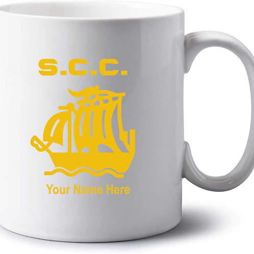 Mug (inc name) - Stourport CC