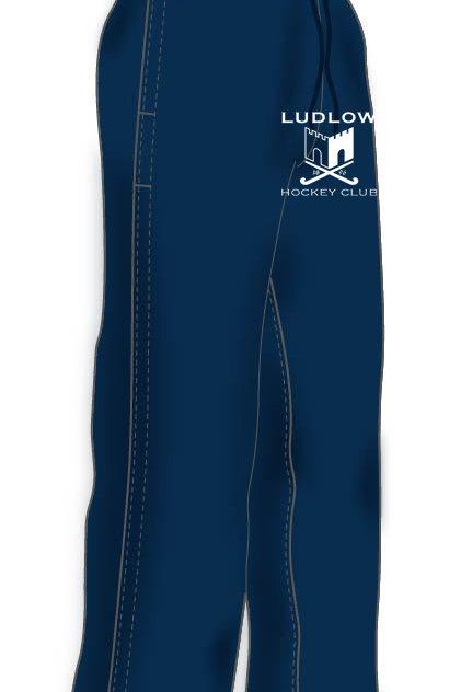 Track Pants Men's H211 -Ludlow Hockey Club