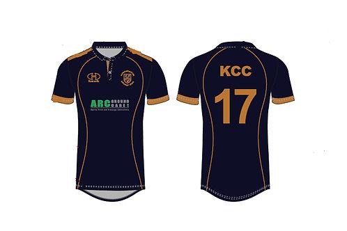 T20  Bespoke Playing Shirt S/S - Kidderminster CC