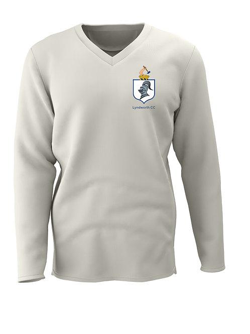 Cricket Sweater L/S (H7)  Lyndworth CC