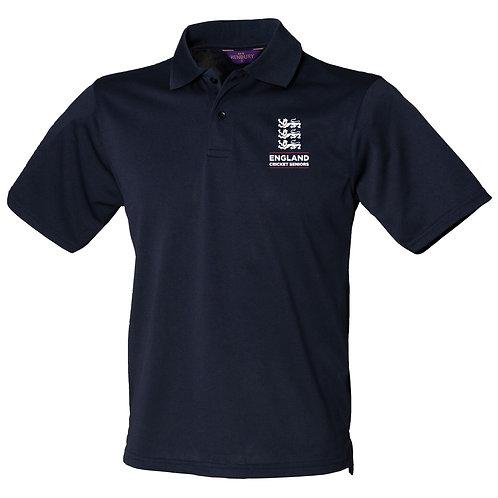 Polo Shirt (HB475) Navy - England