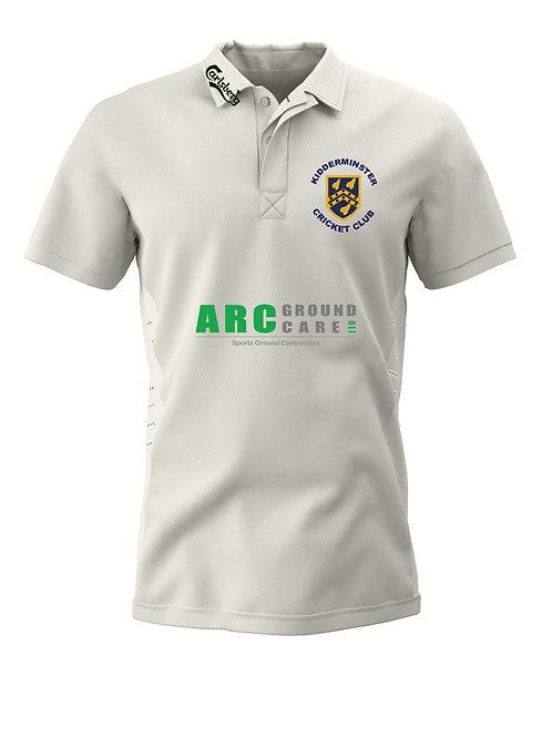 Cricket Shirt Short Sleeve (H1) Kidderminster CC