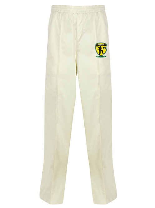 Cricket Trouser Cream  H3   Farmborough