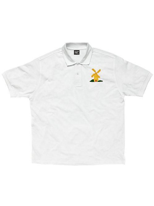Polo Shirt White (SG59)  AVON