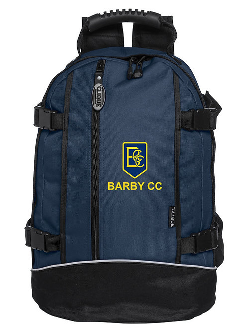 Back Pack (040207) Blue/Black - Barby CC