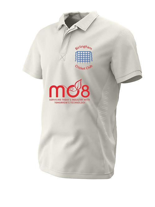 Cricket Shirt S/S - Birlingham