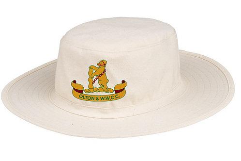 Sun Hat - Cream - Olton & WW CC
