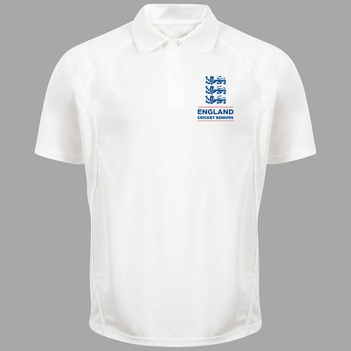 Cricket Shirt Short Sleeve (H1) - England