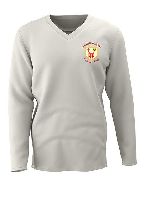 Cricket Sweater L/S (C7)  Bridgnorth CC