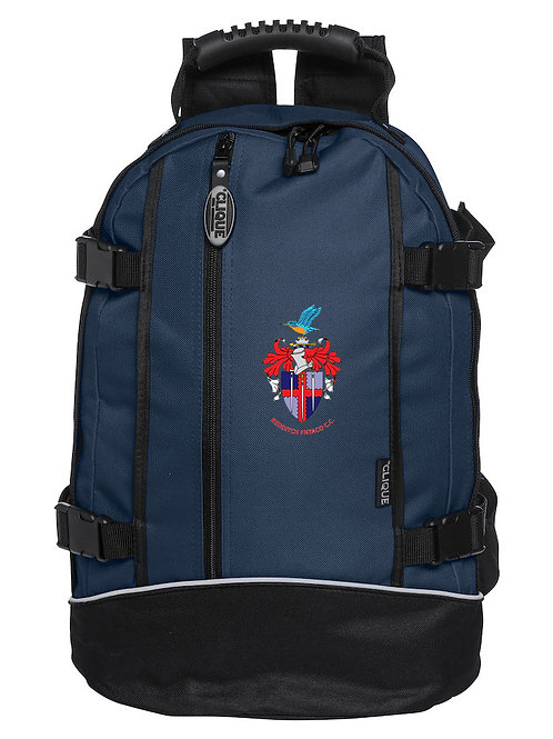 Back Pack - Redditch - Navy