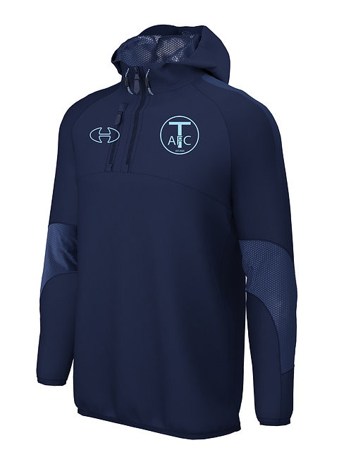 Pro Hooded Jacket (873) Navy - Trysull AFC