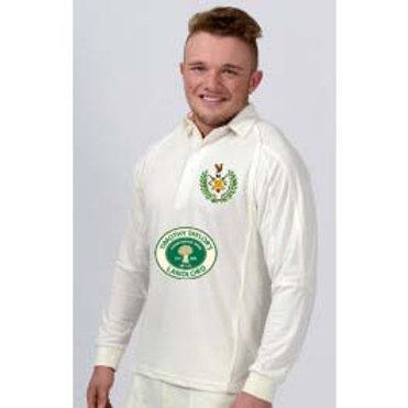 Cricket Shirt Long Sleeve H2    MONK