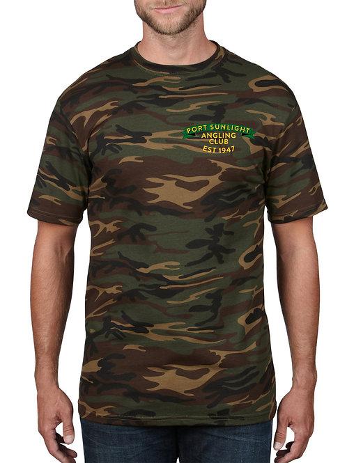 Camo Style T-Shirt PSAC (JT034)